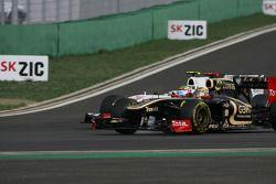 Бруно Сенна, Renault F1 Team и Серхио Перес, Sauber F1 Team