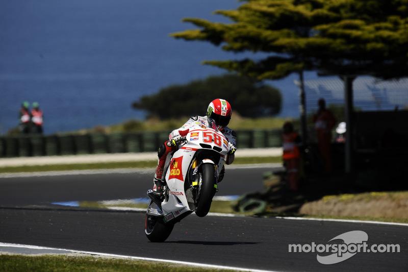 2011: Platz zwei auf Phillip Island