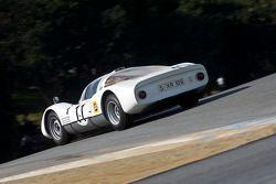 #11 Jeff Zwart, Porsche 906 de 1966