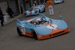 #1 Brian Redman, Porsche 908/3 de 1971