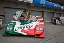 Ernie Spada, Porsche 962 1985
