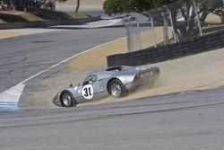 Trouble for Porsche #31