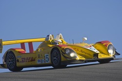 #5 Christian Zugel, 2006 Porsche RS Spyder
