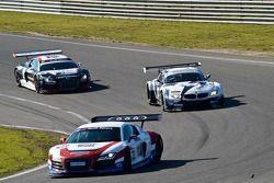United Autosports Audi R8 LMS : Mark Patterson/Joe Osbourne