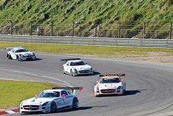 Graff Racing Mercedes-Benz SLS AMG GT3 : Gregoire Demoustier/Mike Parisy