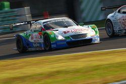 #35 D'STATION KeePer SC430: Juichi Wakisaka, Andre Couto