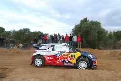 Sébastien Ogier ve Julien Ingrassia, Citroën DS3 WRC, Citroën Total World Rally Team
