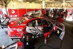 #2 Toll Holden Racing Team: Garth Tander, Ryan Briscoe