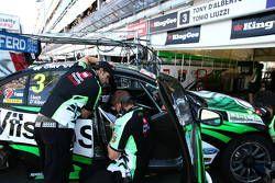 Wilson Security Racing : Tony D'Alberto, Vitantonio Liuzzi