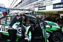 #3 Wilson Security Racing: Tony D'Alberto, Vitantonio Liuzzi
