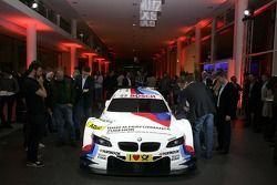Voorstelling BMW M3 DTM met BMW Motorsport Director Jens Marquardt