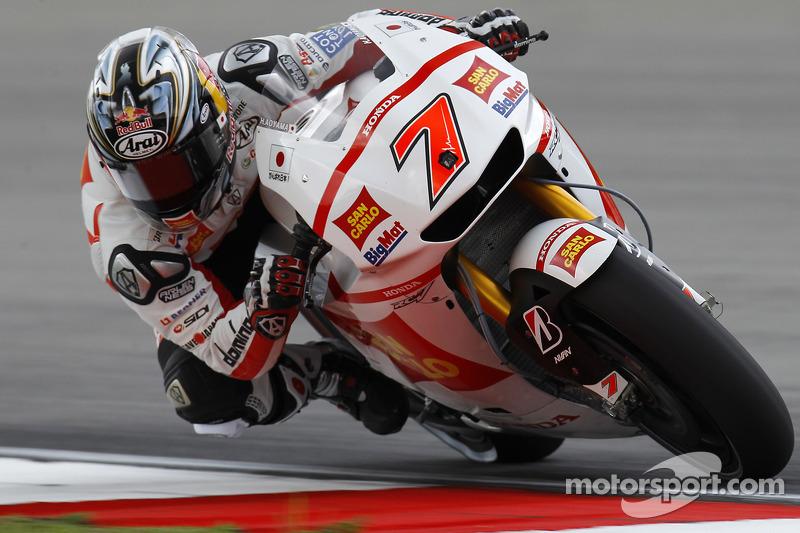 2011: Hiroshi Aoyama (Honda RC212V)