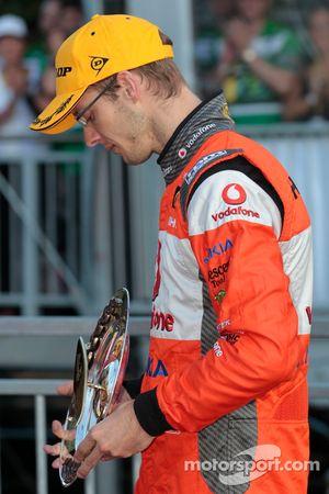 Sébastien Bourdais awarded the Dan Wheldon trophy
