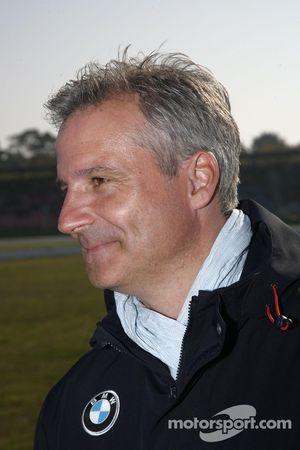 Jens Marquardt, BMW-Motorsportdireltor