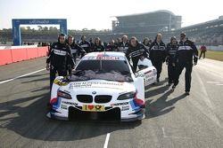 Startaustellung, Präsentation BMW M3 DTM
