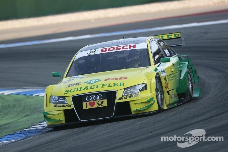 2011: Audi A4 DTM