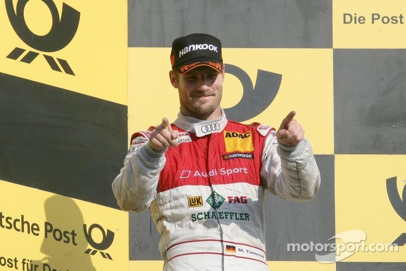 2011: Мартин Томчик, Phoenix Racing