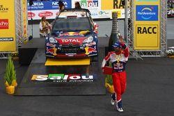 Sébastien Loeb and Daniel Elena, Citröen DS3 WRC, Citröen Total World Rally Team