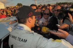 Dani Sordo, Mini John Cooper Works, MINI WRC TEAM