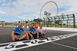 Robert Huff, Chevrolet Cruze 1.6T, Chevrolet, Yvan Muller, Chevrolet Cruz 1.6T, Chevrolet and Alain