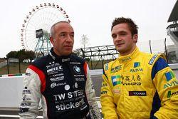 Tom Coronel, BMW 320 TC, ROAL Motorsport and Colin Turkington, BMW 320 TC, Aviva-Cofco Wiechers-Sport