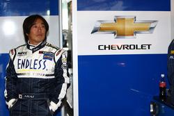 Toshihiro Arai, Chevrolet Cruze 1.6T, Chevrolet