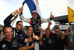 Tom Coronel, BMW 320 TC, ROAL Motorsport race winner