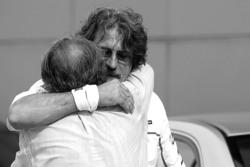 Padre de Simoncelli reacciona a la noticia del fallecimiento de su hijo