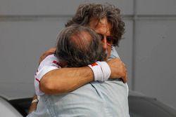 Marco Simoncelli's vader reageert op overlijden van zijn zoon