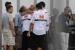 Team Gresini reageert op nieuws overlijden Marco Simoncelli