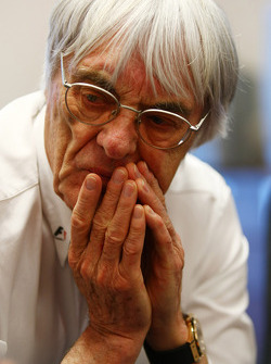 Bernie Ecclestone interview, FOM HQ London