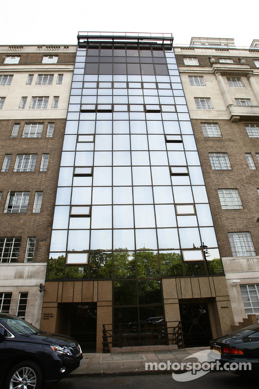Bernie Ecclestone interview, FOM HQ London
