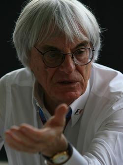 Norbert Haug interview with Bernie Ecclestone