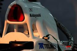 Sauber F1 Team, Kamui Kobayashi, Sauber F1 Team