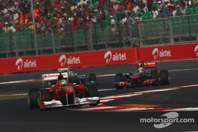 Buddh International Circuit, India – 2011-2013