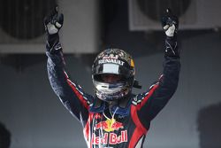 Winnaar Sebastian Vettel, Red Bull Racing