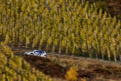 Carlos Sainz tests the new Volkswagen Polo R WRC