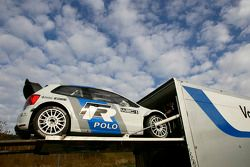 The new Volkswagen Polo R WRC