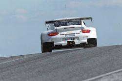 The new 2012 Porsche 911 GT3 RSR