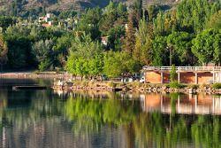 Lago Potrero de los Funes