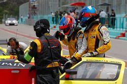 #10 Belgian Racing Ford GT Matech: Markus Palttala, Antoine Leclerc