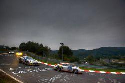 Sponsorcard : MSC Adenau Porsche Cayman : Thomas Koll, Heinz-Josef Bermes, Michael Hess, Herbert von Danwitz