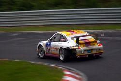 #51 Kremer Racing Porsche 911 Cup: Eberhard Baunach, Michael Küke