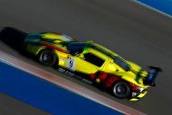 #9 Belgian Racing Ford GT Matech: Jonathan Hirschi, Christoffer Nygaard