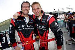 2011 kampioen Michael Krumm en Lucas Luhr