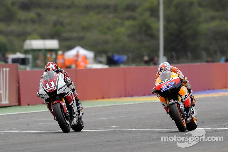 3. GP de Valencia 2011 (Ricardo Tormo) - 0.015 segundos