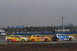 Yukinori Taniguchi, Chevrolet Lacetti, Bamboo-Engineering, Michel Nykjær, SUNRED SR Leon 1.6T, S