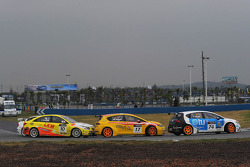 Yukinori Taniguchi, Chevrolet Lacetti, Bamboo-Engineering, Michel Nykaer, SUNRED SR Leon 1.6T, SUNRE