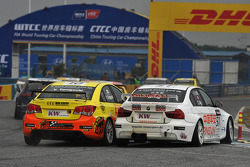 Yukinori Taniguchi, Chevrolet Lacetti, Bamboo-Engineering en Charles Ng, BMW 320si, Liqui Moly Team