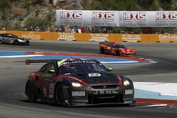 JR Motorsports Nissan GT-R : Richard Westbrook, Peter Dumbreck